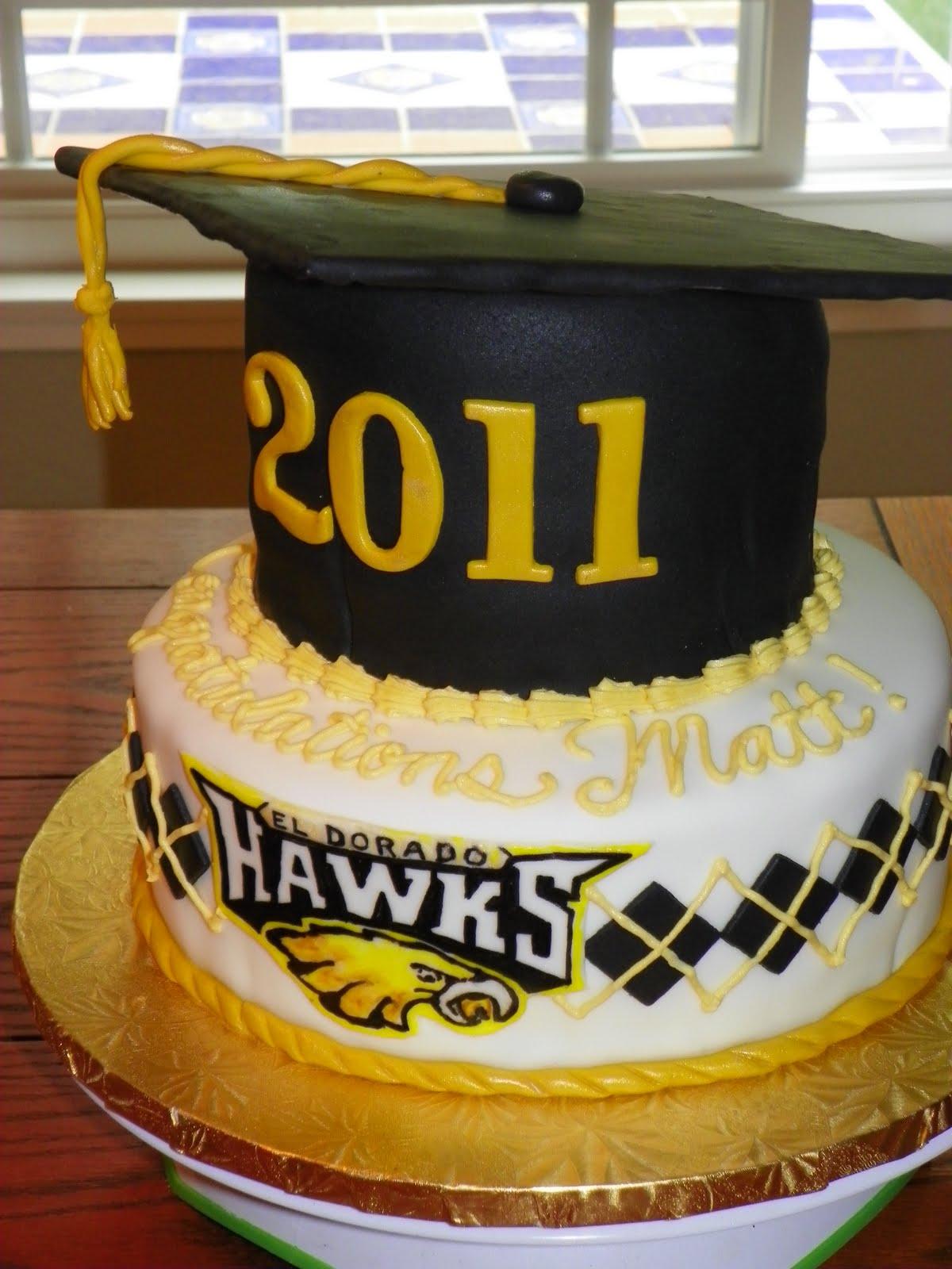 10 Photos of University High School Graduation Cakes Images