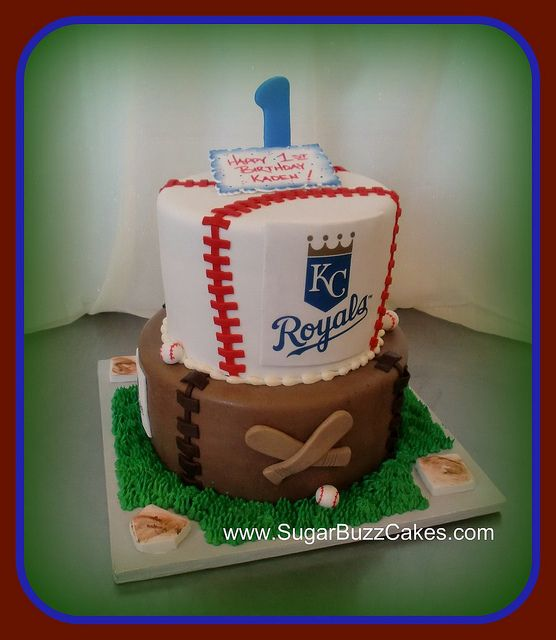 10 Photos of Kansas City Royals Sheet Cakes
