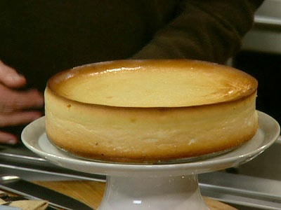 Martha Stewart Cheesecake