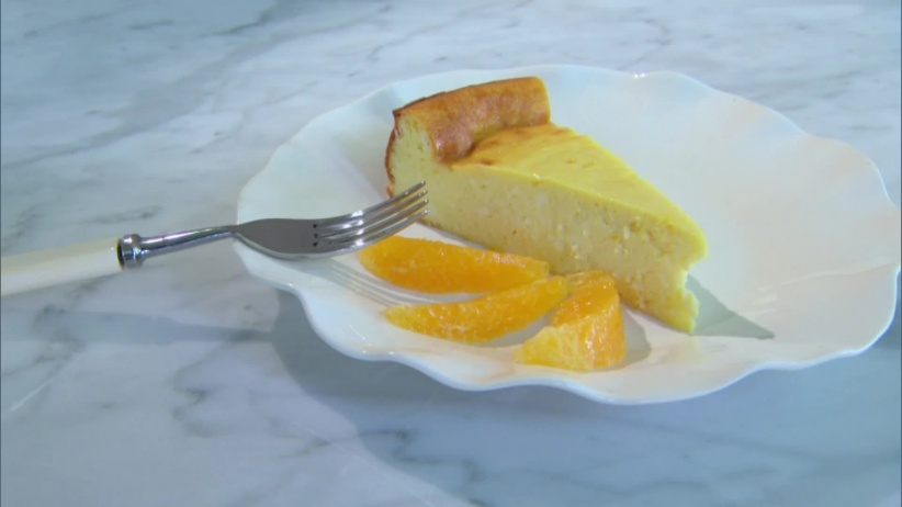 Martha Stewart Ricotta Cheesecake