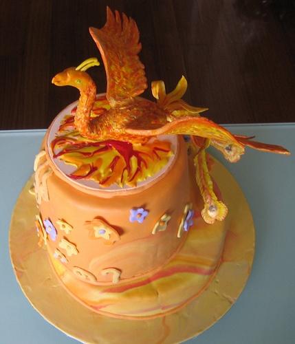 7 Birthday Cakes Phoenix Arizona Photo