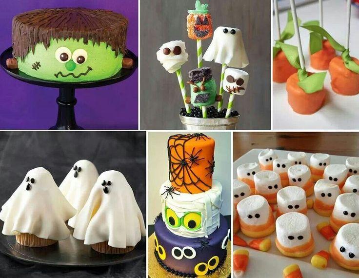 Pinterest Halloween Treat Ideas