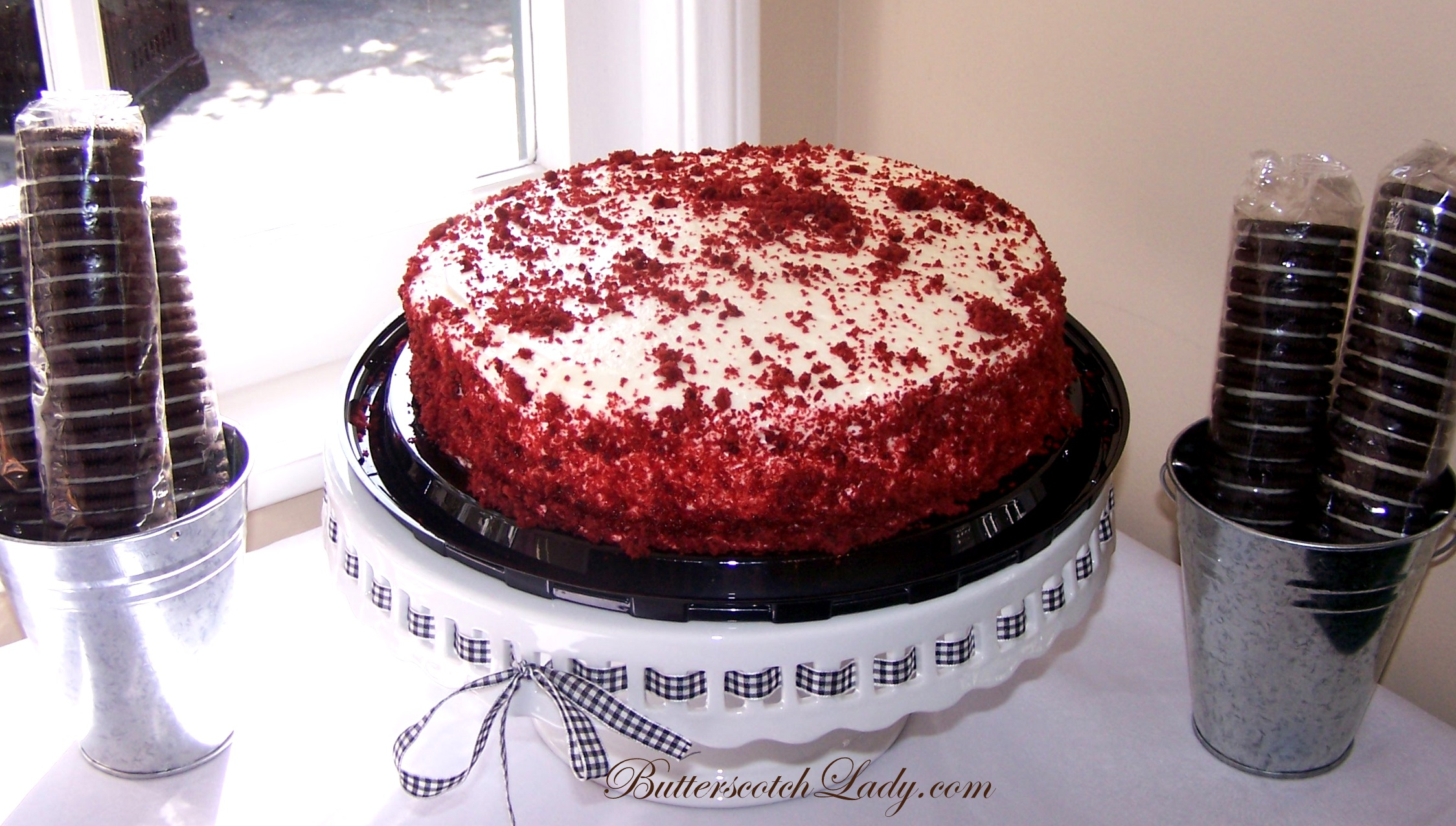Red Velvet Cake From Costco