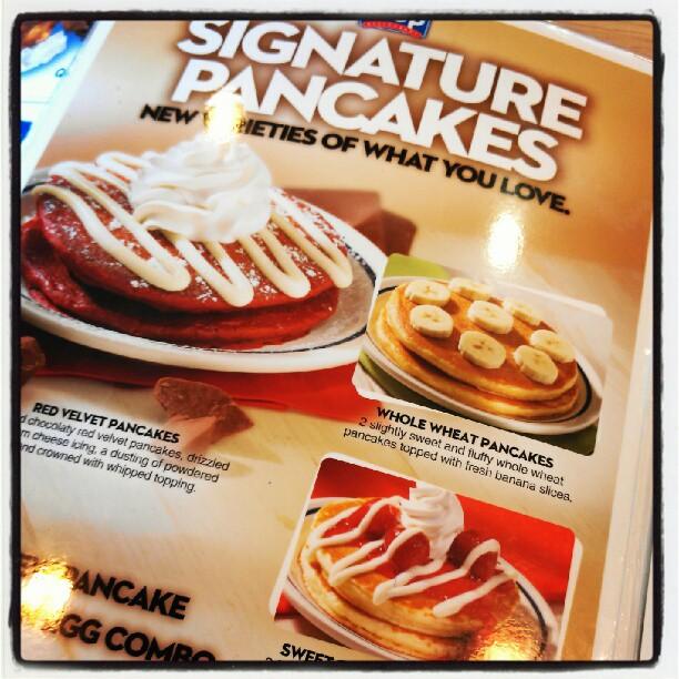 6 Photos of Summer Signature Pancakes Ihop