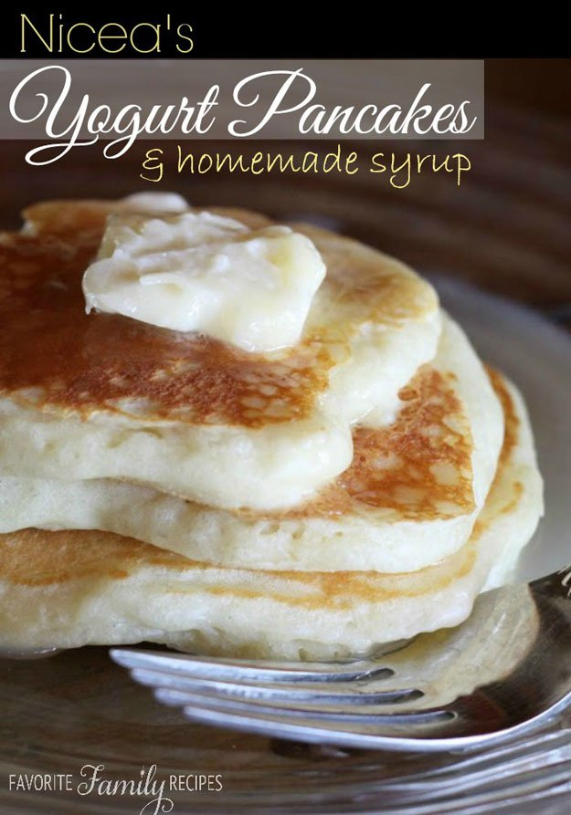 7 Photos of Best Ever Pancakes From Scratch