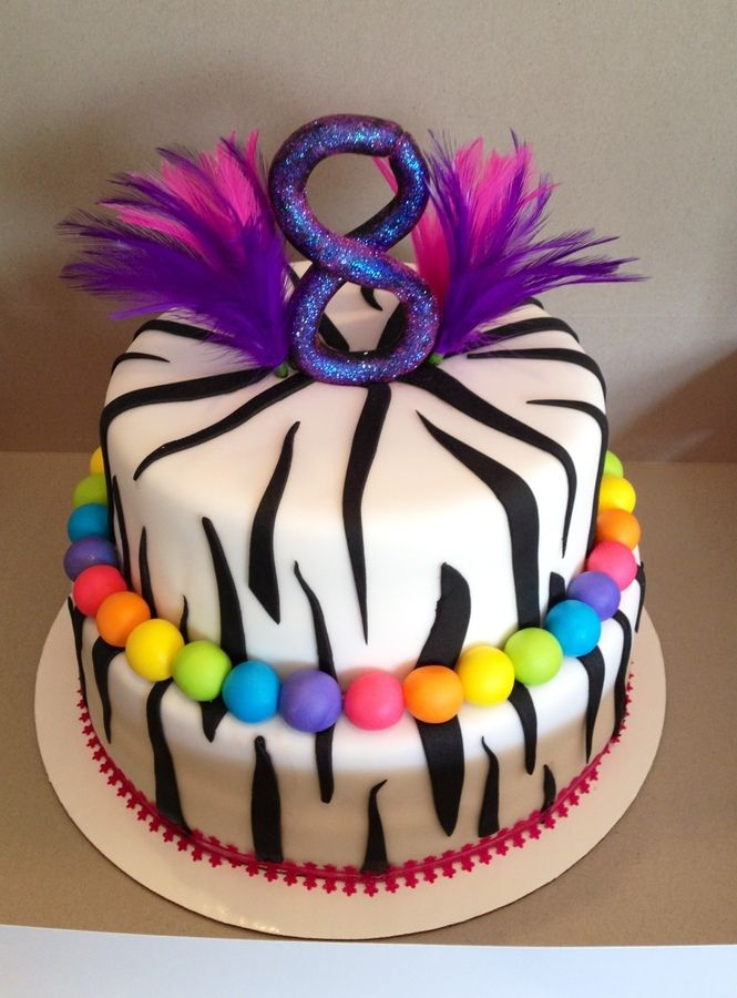 10 Year Old Birthday Cake Ideas for Girls