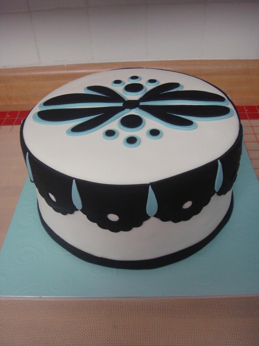 16th Anniversary Cake