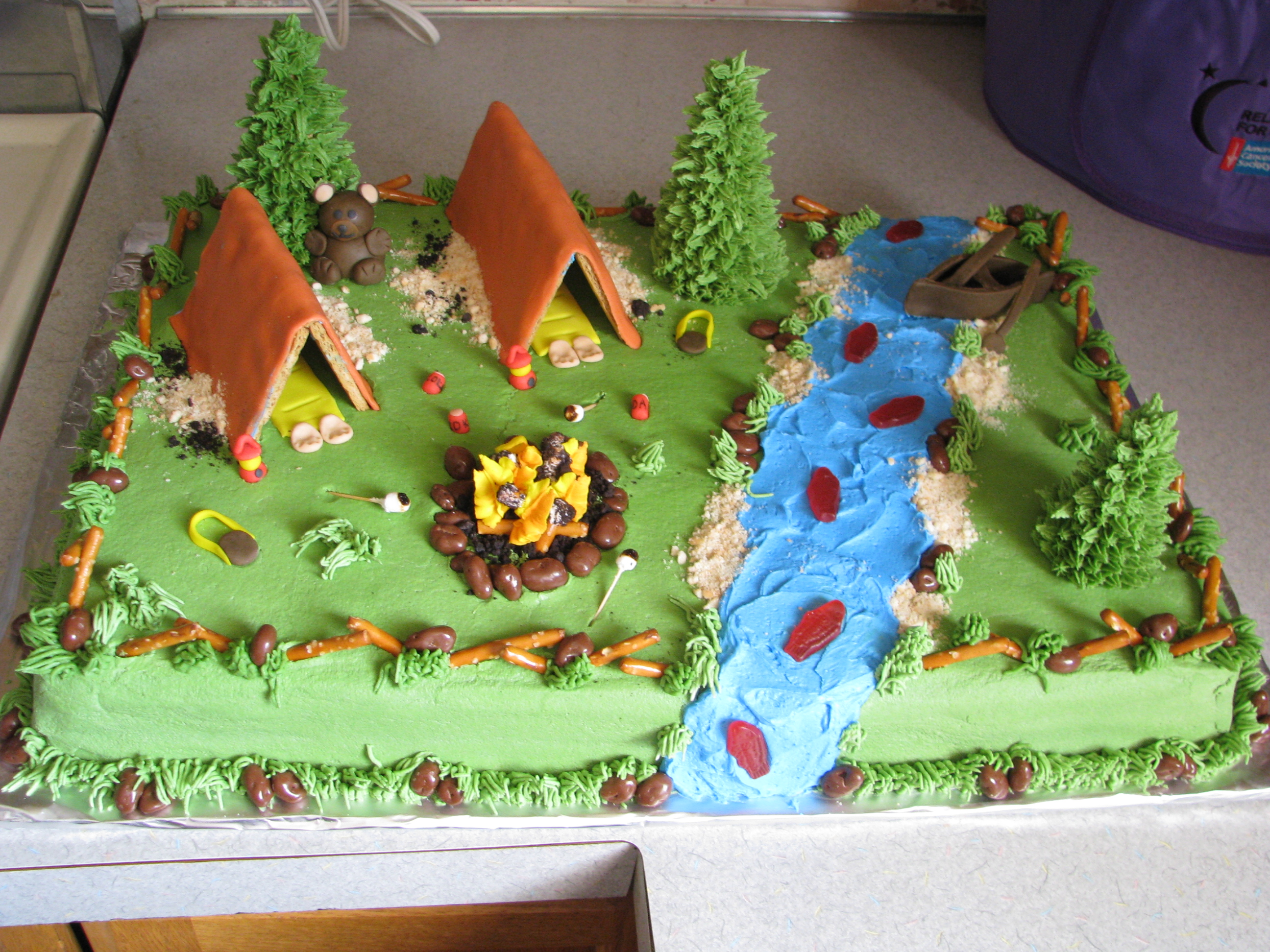 Cub Scout Cake Auction