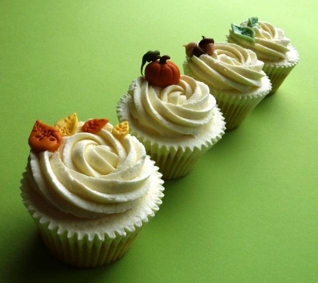 11 Photos of Easy Fall Themed Cupcakes