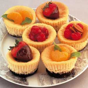 Easy Mini Cheesecake Recipe