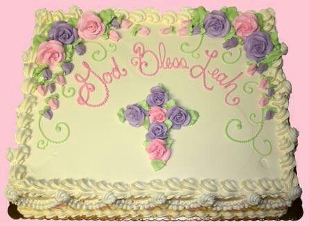 First Communion Sheet Cake Ideas