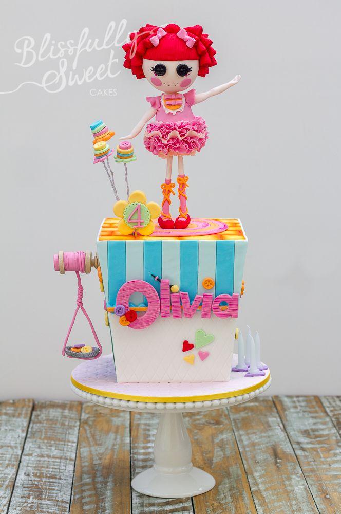 Happy Birthday Jewel Cake