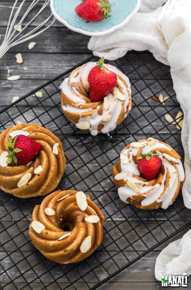 Mini Bundt Cake Recipes