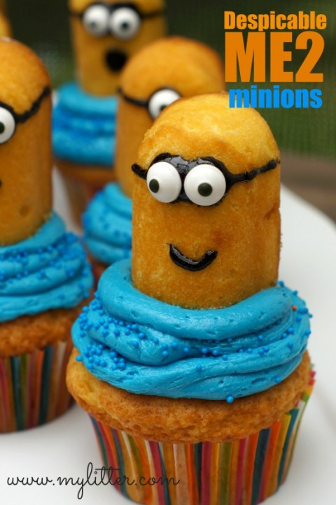 8 Photos of Despicable Me Cakes Minion Twinkies