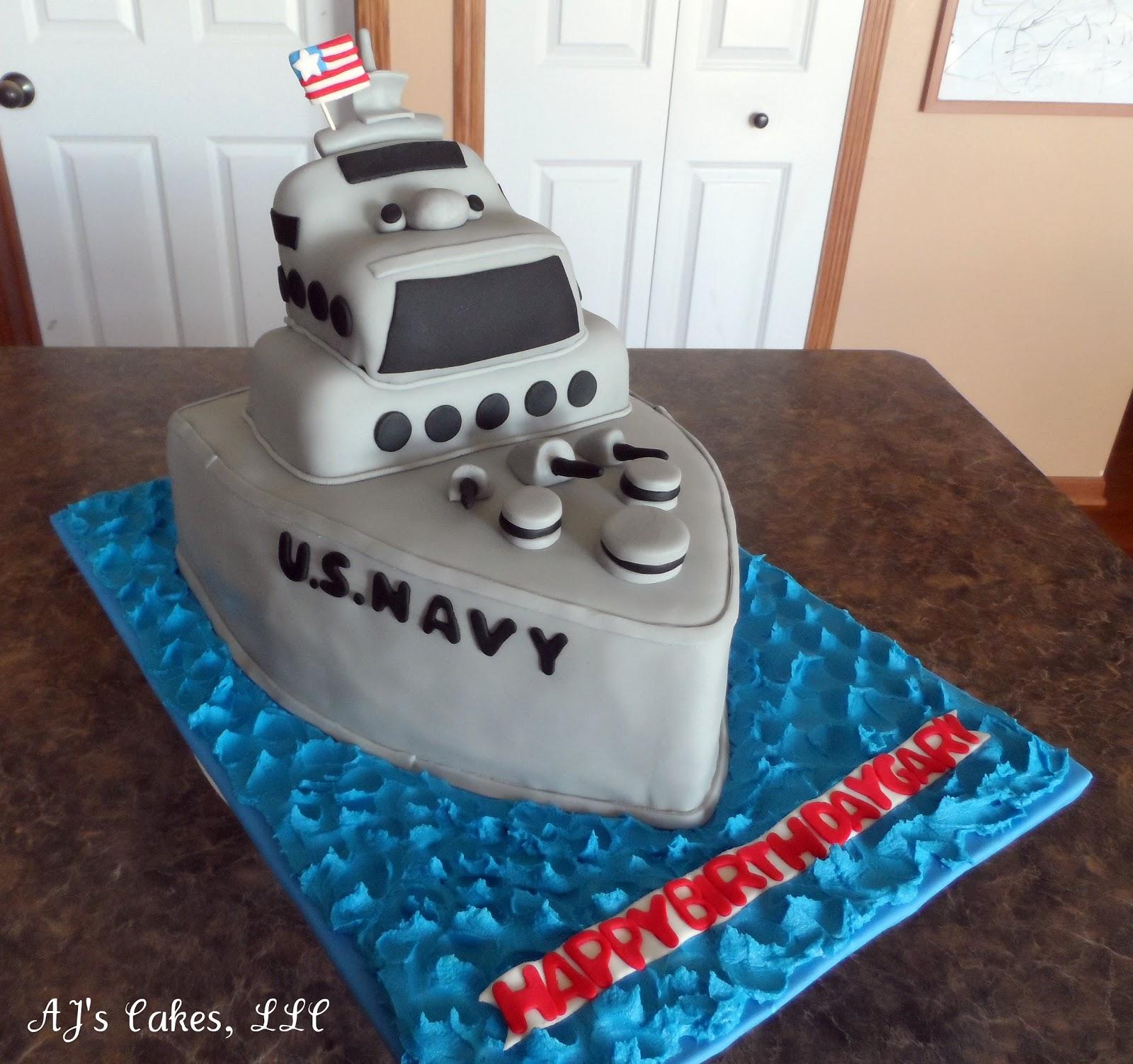 Surprising 12 Navy Ship Birthday Cakes Photo Navy Ship Birthday Cake Us Funny Birthday Cards Online Fluifree Goldxyz