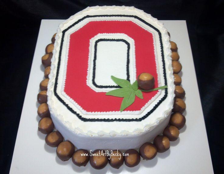 7 Photos of Graduation Cakes In Cleveland Ohio