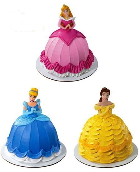 Princess Doll Cake Pan