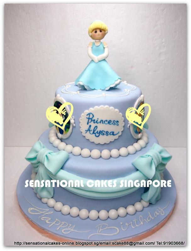 Simple 2 Tier Wedding Cakes Tiffany Blue