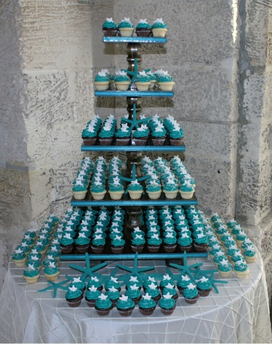 11 Photos of Boxes In Ideas Wedding Cupcakes Tower