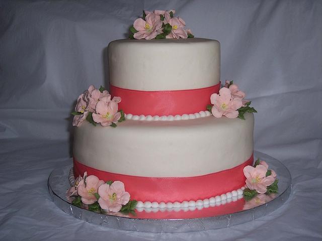 2 Layer Round Cake