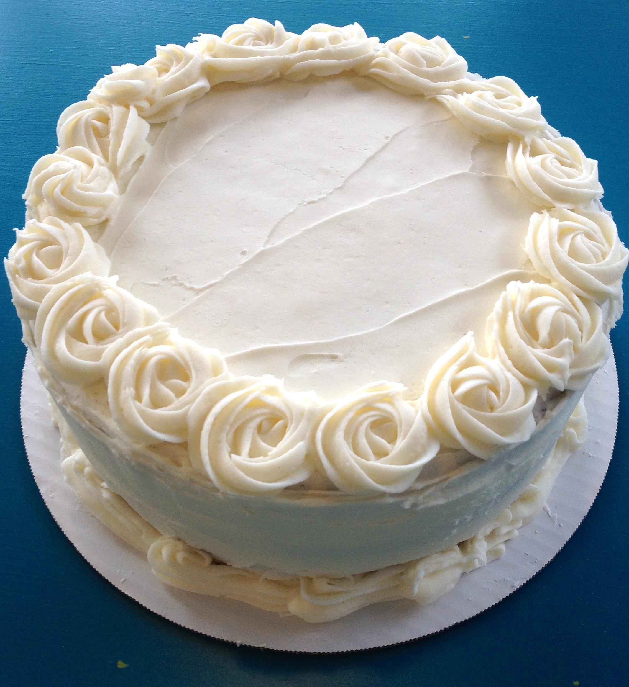 3 Layer Round Cake