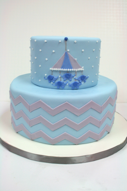 Baby Shower Cakes New Jersey