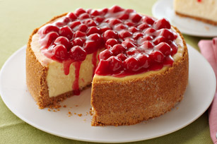 Best Cherry Cheesecake Recipe