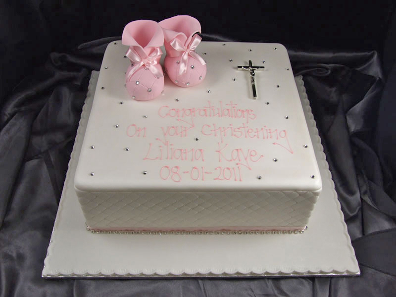 Christian Birthday Sheet Cakes