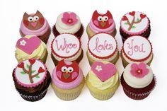 Cupcakes Valentine's Day Desserts