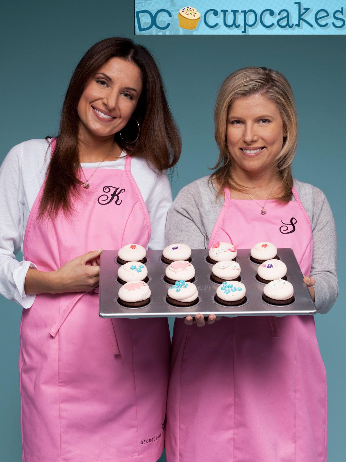 DC Cupcakes TV Show