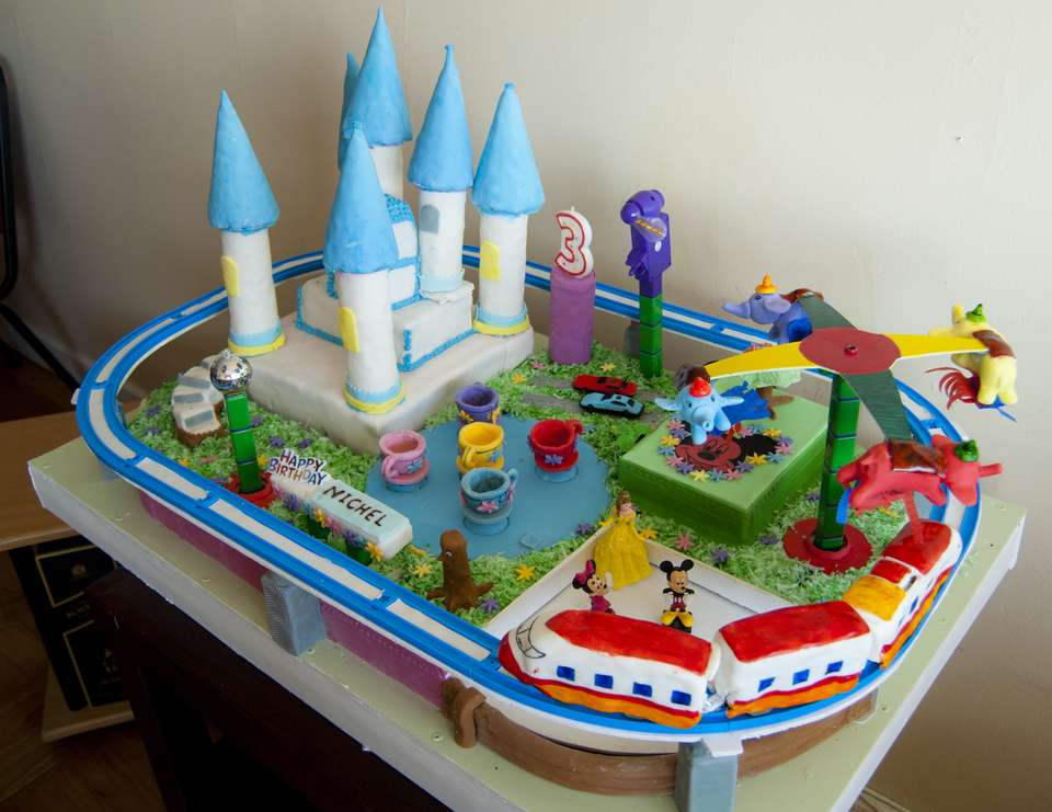 Disney World Birthday Party Ideas