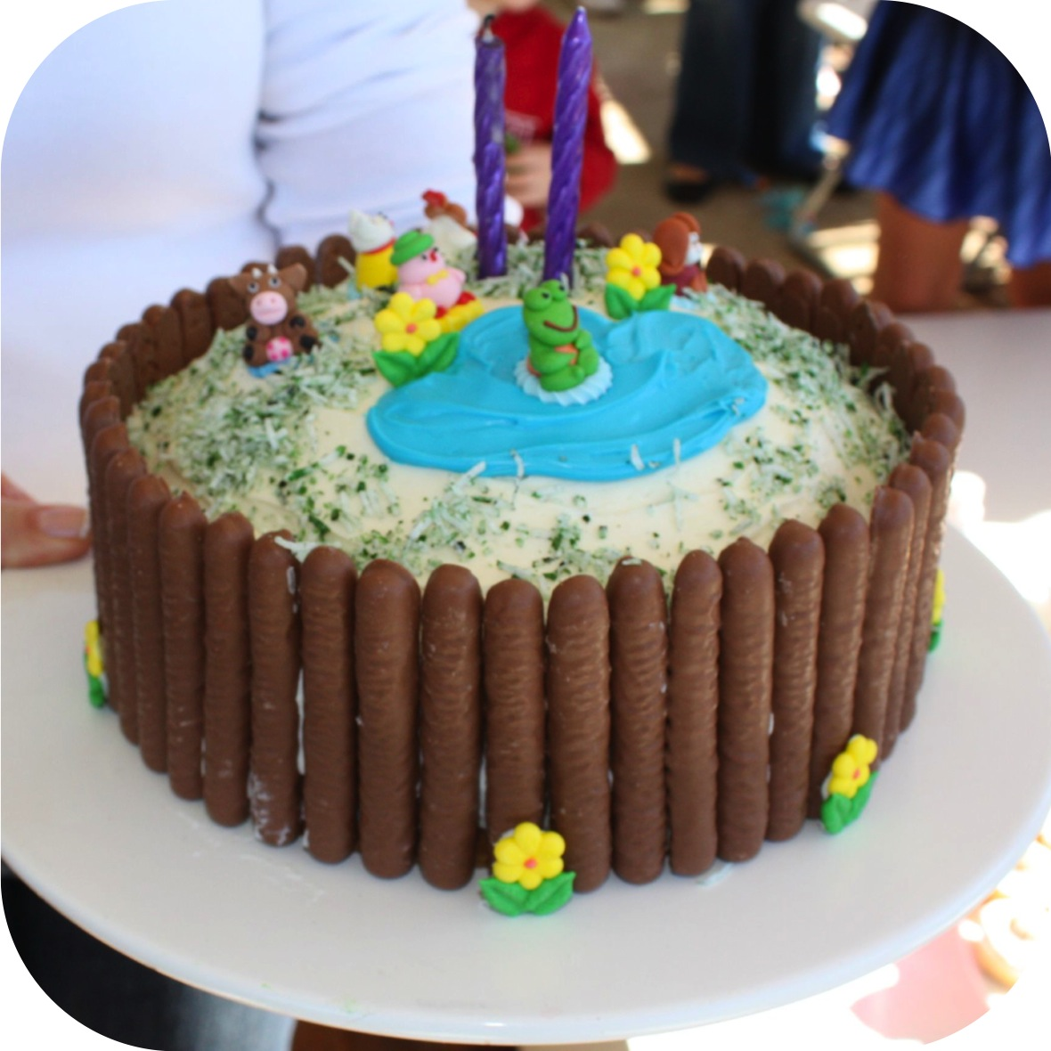 Easy Kids Birthday Cakes
