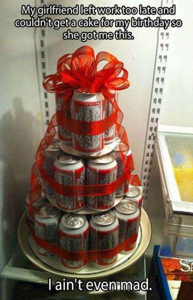 Funny Redneck Birthday Cake