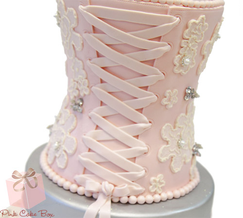High Heel Sweet 16 Cake