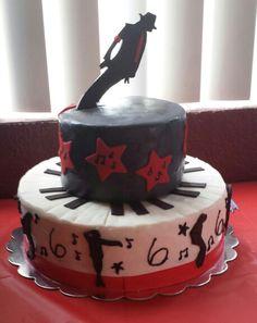 Admirable 11 Michael Jackson Themed Birthday Cakes Photo Michael Jackson Funny Birthday Cards Online Hetedamsfinfo