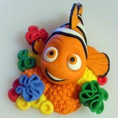 Nemo Fondant Cake Topper