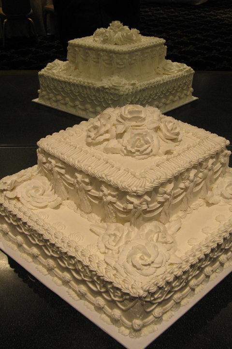 Traditional Wedding Cake Fondant