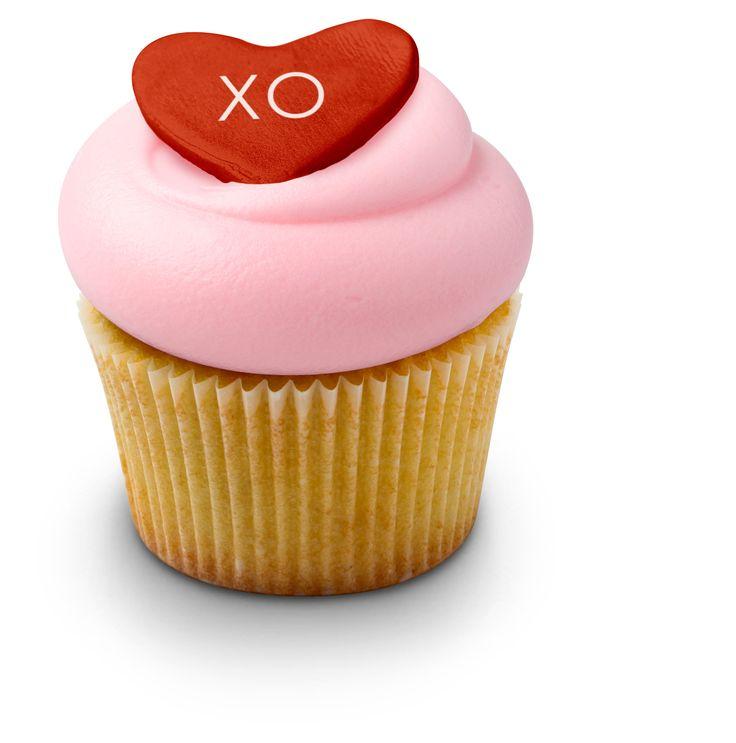 Valentine's Cupcakes Georgetown