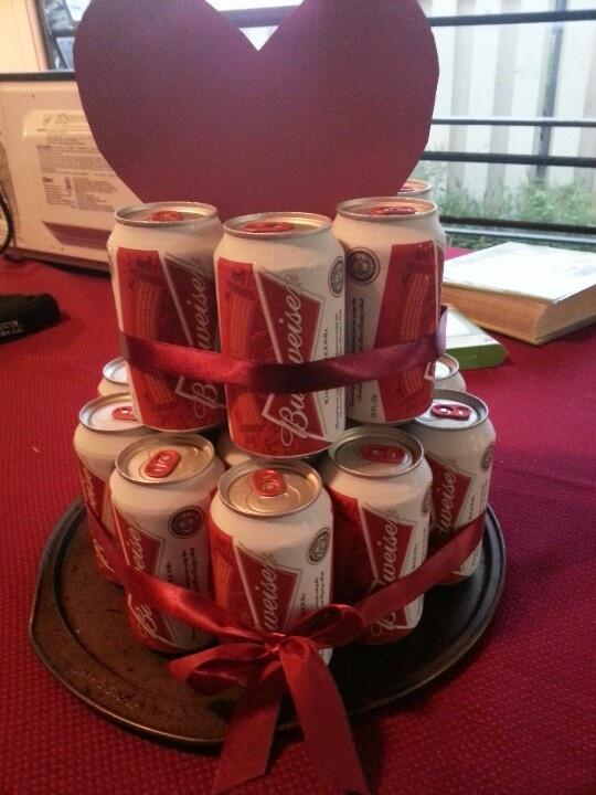 Valentine's Day Cake for Men