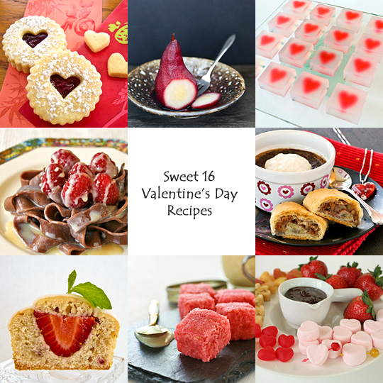 Valentine's Day Sweet 16 Party