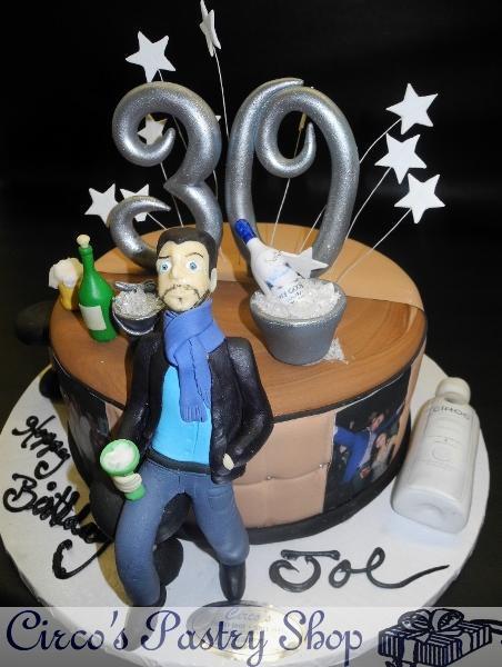 30 Birthday Cake Ideas for Men