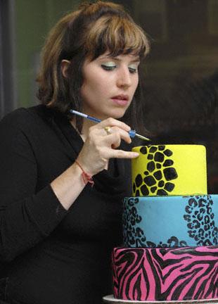 9 Photos of Elena Ace Of Cakes