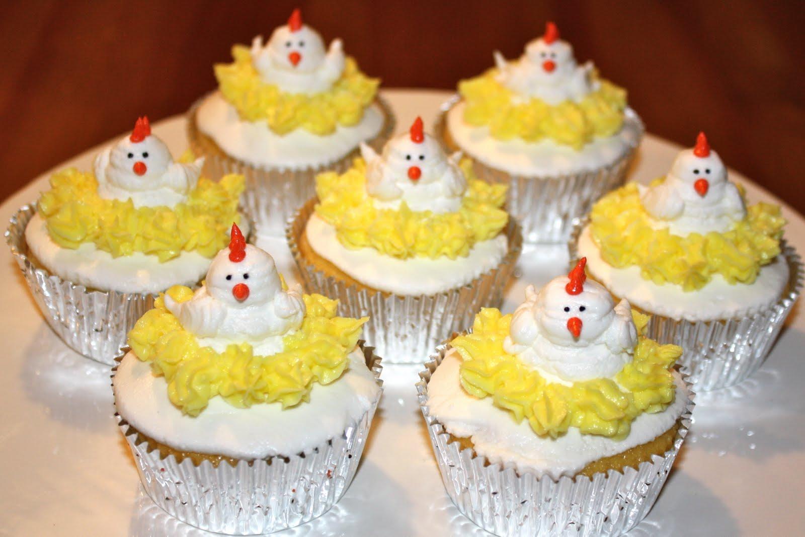 10 Photos of Easy Chicken Cupcakes