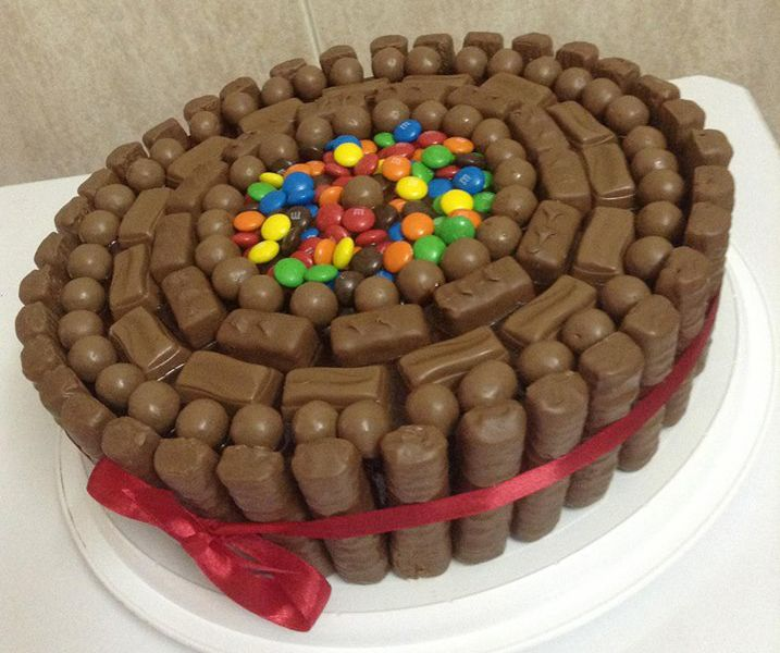 Stupendous 11 Twix Cakes With Basketball Photo Chocolate Twix Birthday Cake Funny Birthday Cards Online Fluifree Goldxyz
