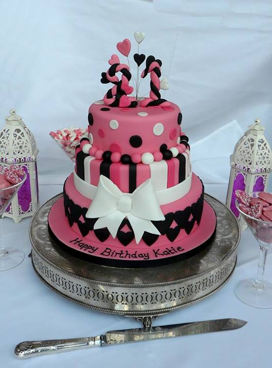 Crazy 21st Birthday Cakes