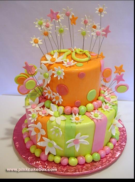 Crazy Birthday Cakes