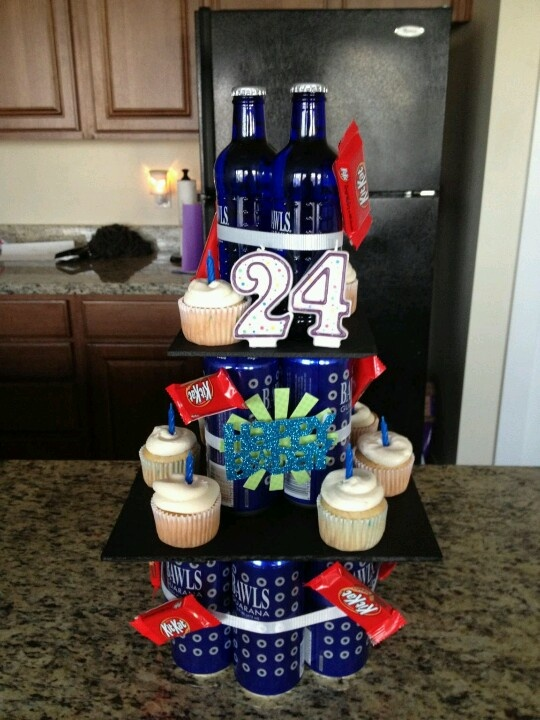 Cute Birthday Cake Idea For Boyfriend