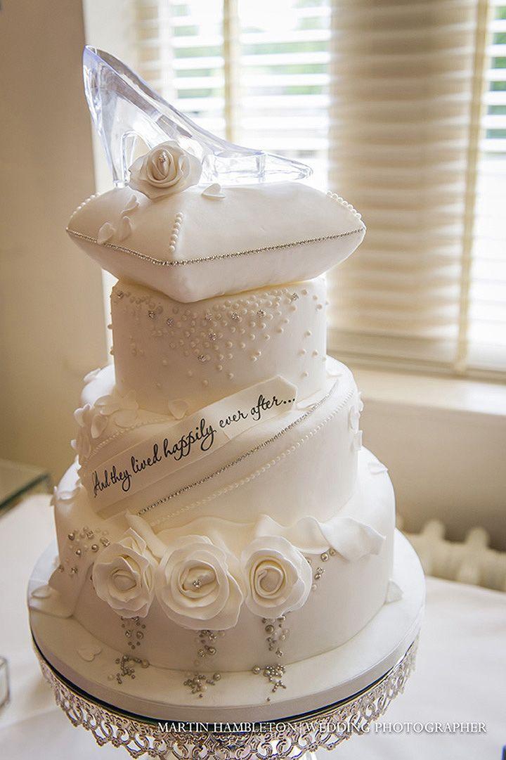 Disney-themed Wedding Cake