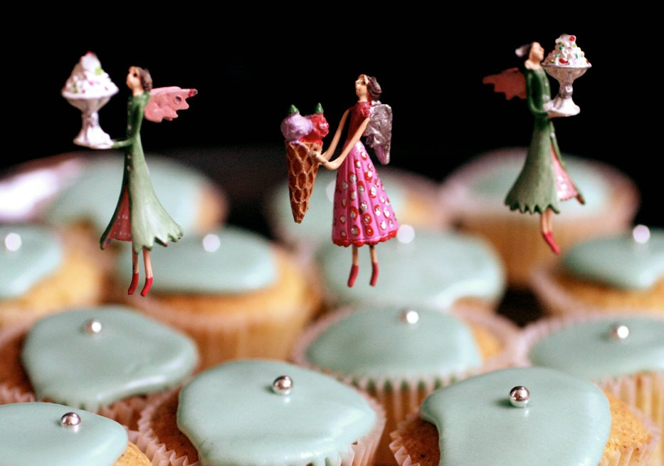 Fairy Cake Recipe Easy