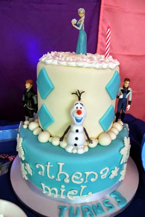 8 Photos of Sample Of Frozen Cakes